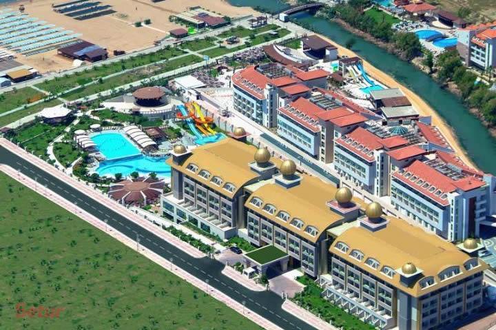 Aydınbey King's Palace & Spa