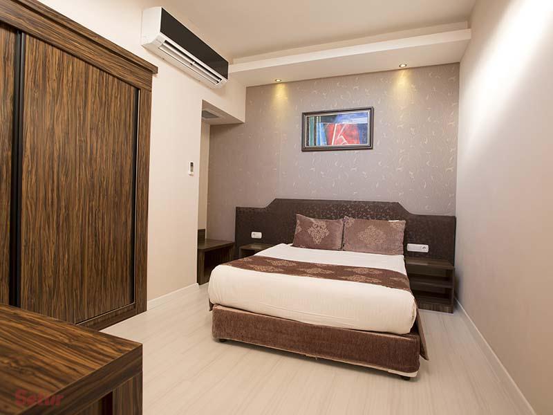 Hotel Dubleks Oda