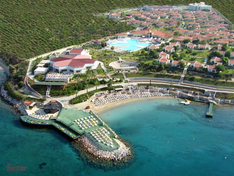 Palm Wings Beach Resort & Convention Center Didim