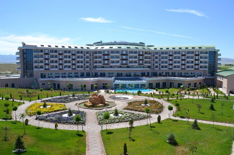 Safran Thermal Resort Hotel Spa & Convention Center