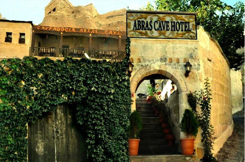 Abraş Cave Hotel