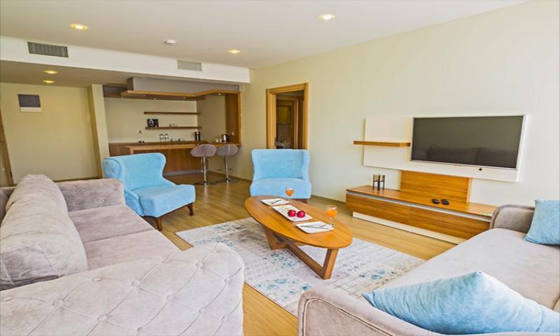 Standart Suite Oda