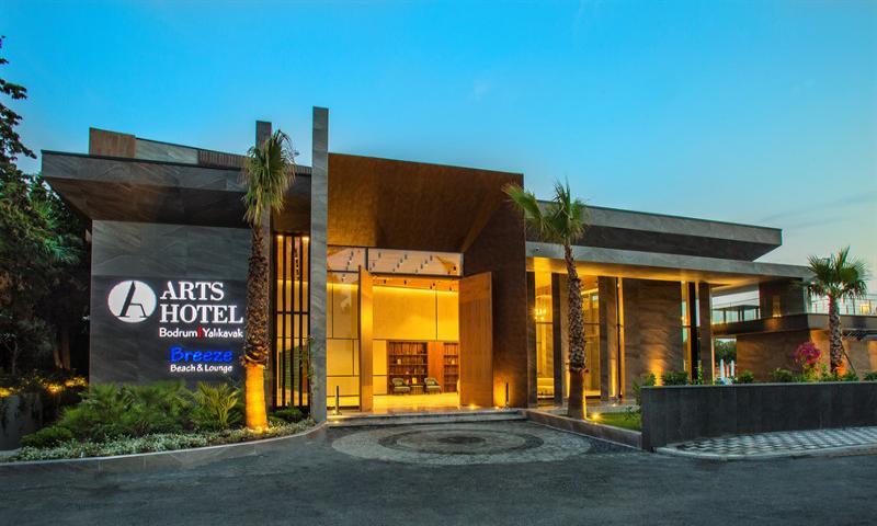 Arts Hotel Bodrum