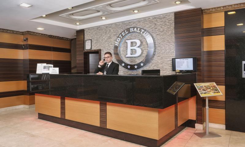 Baltürk Hotel Sakarya