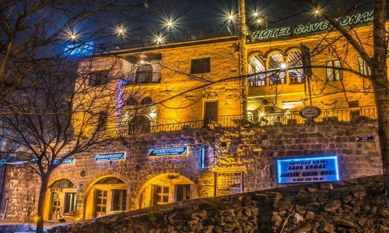 Cave Konak Hotel