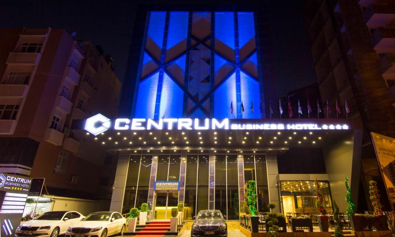 CENTRUM BUSİNESS HOTEL