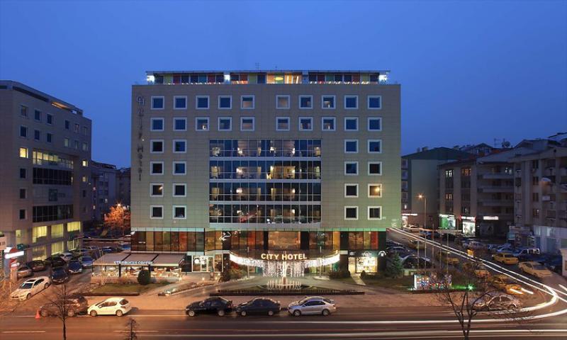 City Hotel Turan Güneş