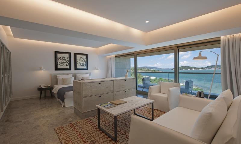 Junior Suite Deniz Manzaralı Oda