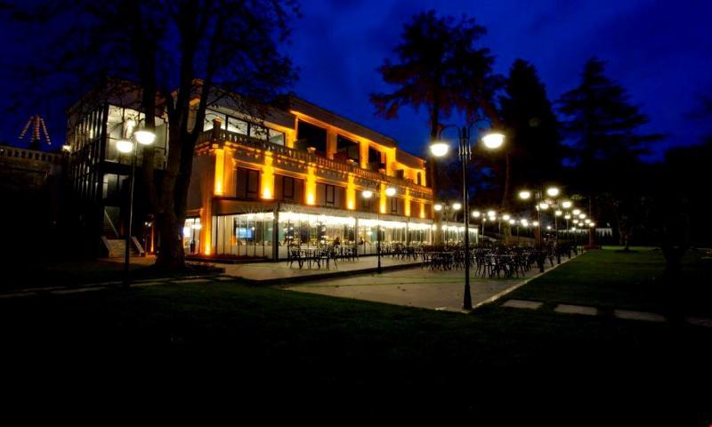 Del Lago Luxury Hotel By Saraçoglu Sapanca