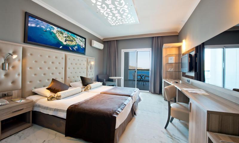 Superior Oda, Deniz Manzaralı