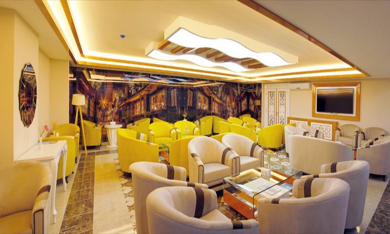 Demosan City Hotel Konya