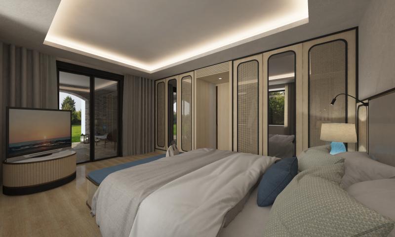 Deniz Manzaralı Bir Odalı Suite