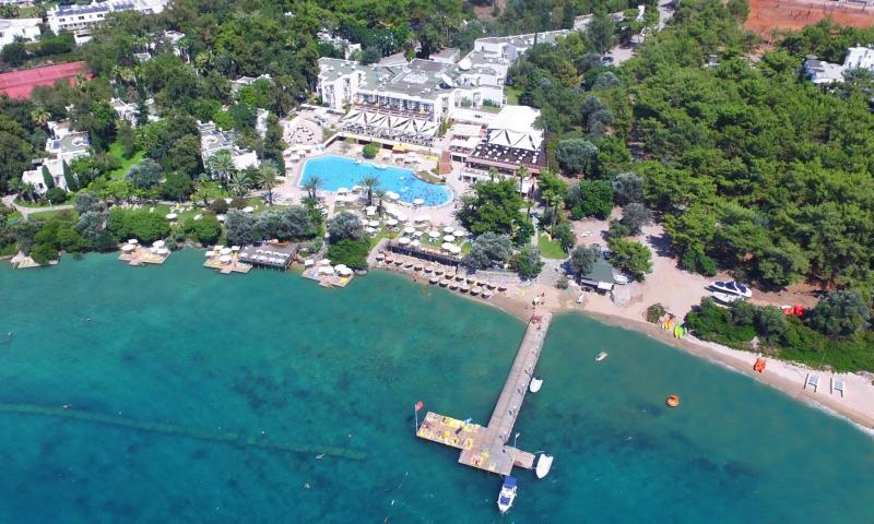 DoubleTree by Hilton Bodrum Işıl Club Resort
