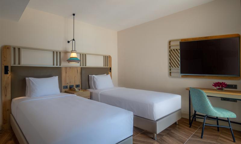 İki Yataklı Misafir Odası