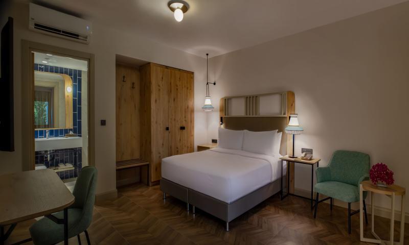 Tek Büyük Yataklı Misafir Odası