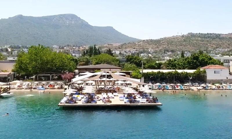 Faros Hotel Bodrum Türkbükü