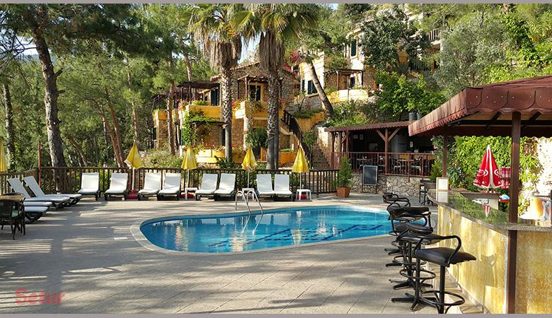 Symbola Ölüdeniz Beach Hotel