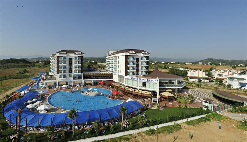 Çenger Beach Resort & Spa Hotel