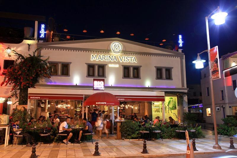 Marina Vista Hotel Bodrum