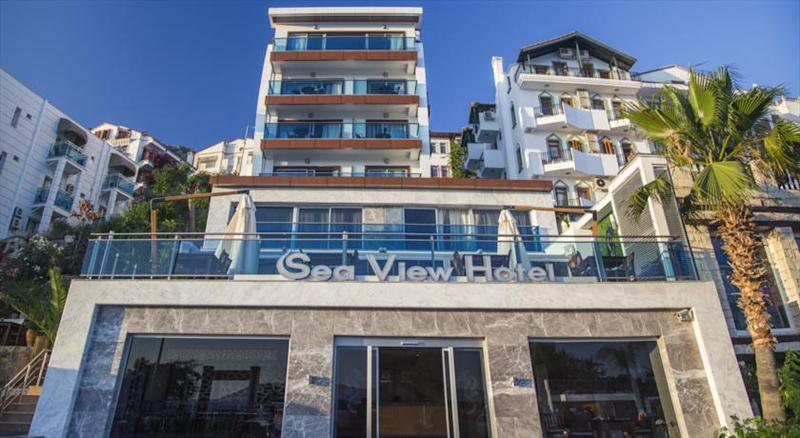 Sea View Otel Kaş