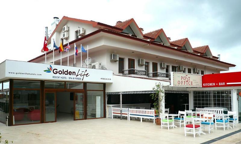 Golden Life Resort Hotel Spa