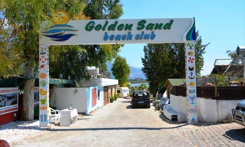 Golden Life Sand / Karavan