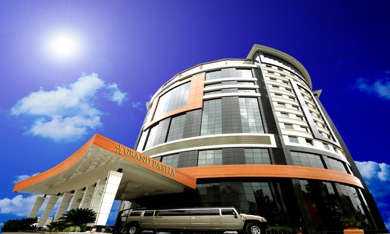 Grand Pasha Nicosia Hotel & Casino & Spa