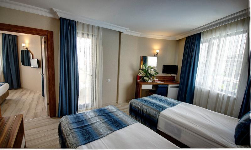 Aile Odası, İki Yatak Odalı