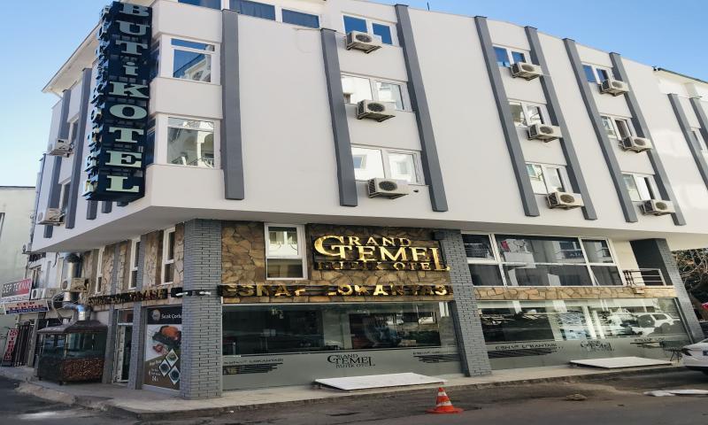 Grand Temel Butik Otel