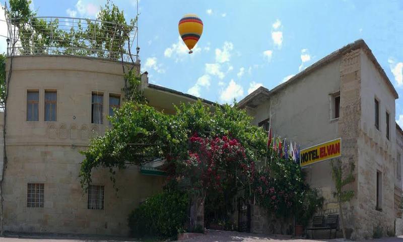Hotel Elvan Cave House