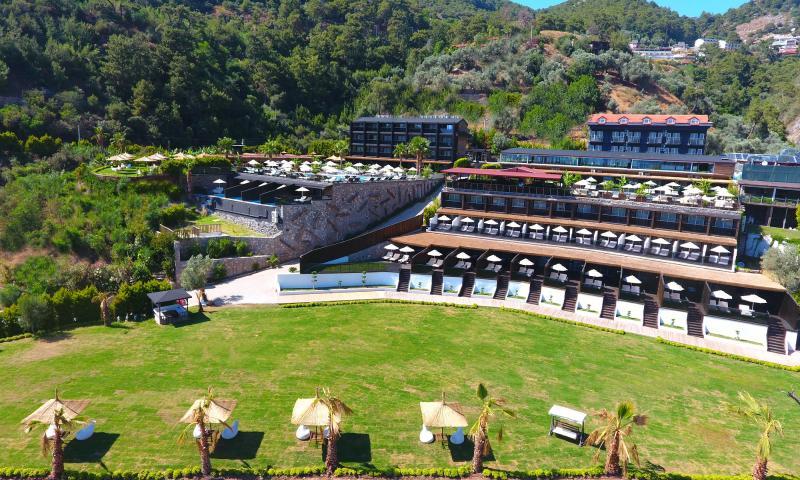Hotel  Manas Park Ölüdeniz