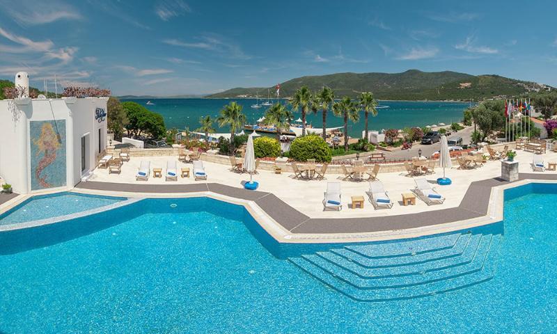 Hotel Torbahan & Beach