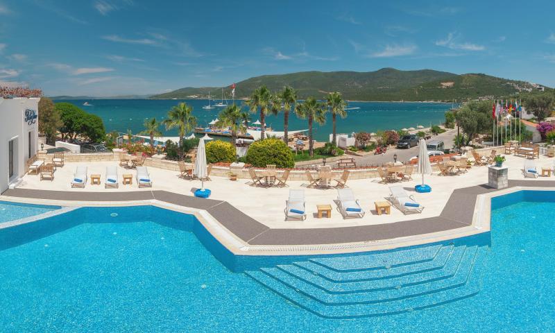 Hotel Torbahan Beach Resort