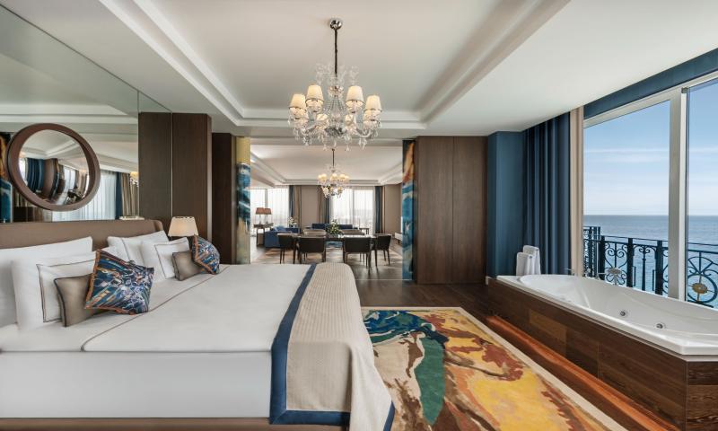 Royal Suit Oda, Deniz Manzaralı