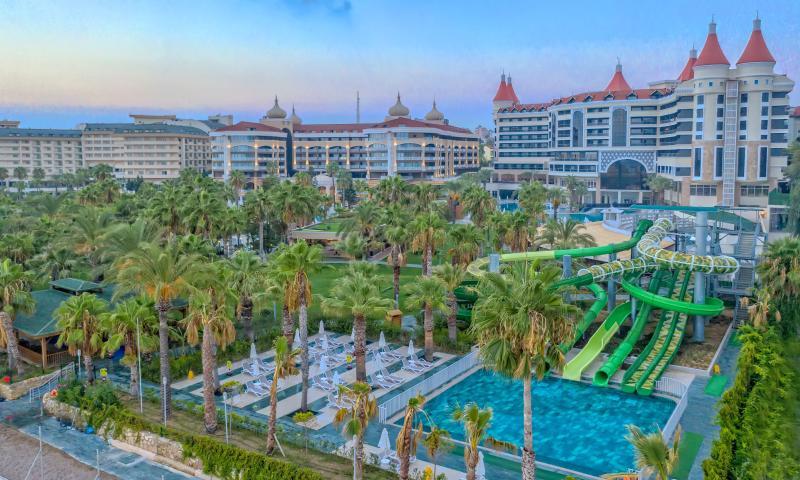 Kirman Leodikya Resort & Spa