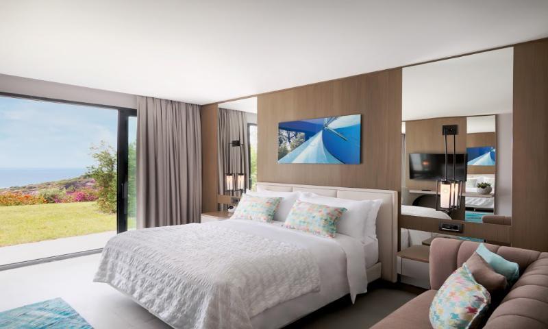 Deluxe Deniz Manzara, Sofa Yataklı