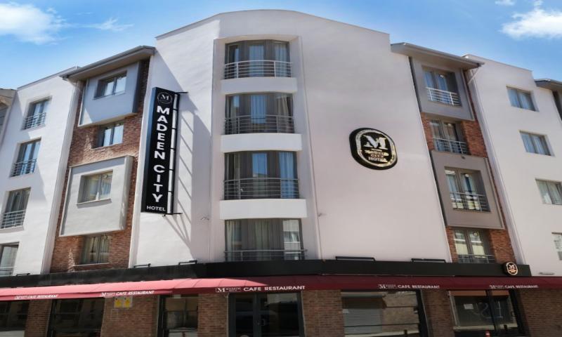 Madeen City Hotel