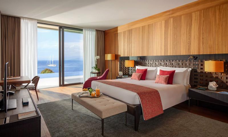 İki Yatak Odalı Daire, Deniz Manzaralı