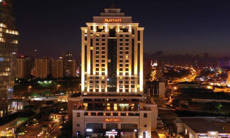 Marriott Hotel İstanbul Asia