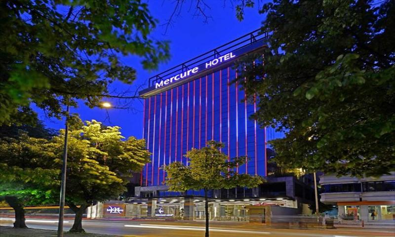 Mövenpick Hotel & Thermal Spa ( ex.Mercure Hotels Bursa The Plaza )