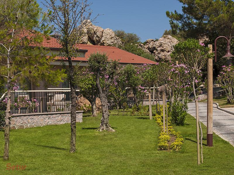 D Resort Murat Reis Ayvalık