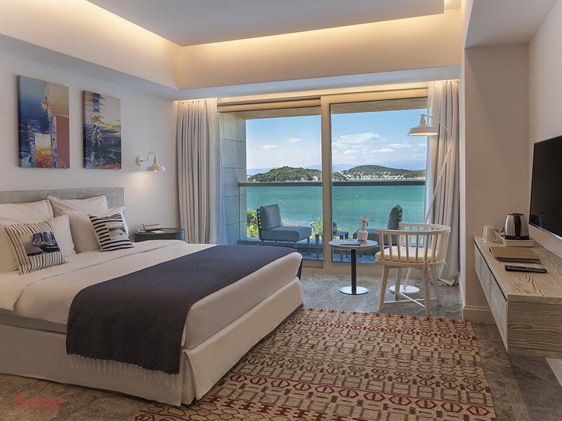 Comfort Oda, Kısmi Deniz Manzaralı