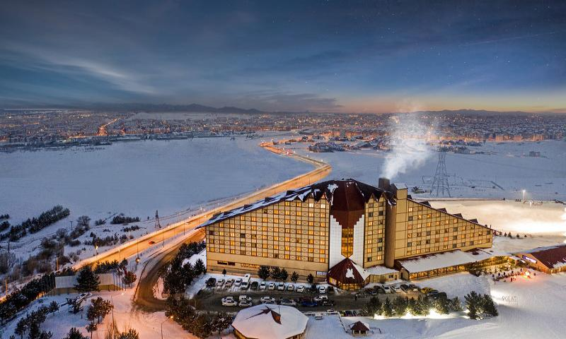 Polat Erzurum Resort Hotel