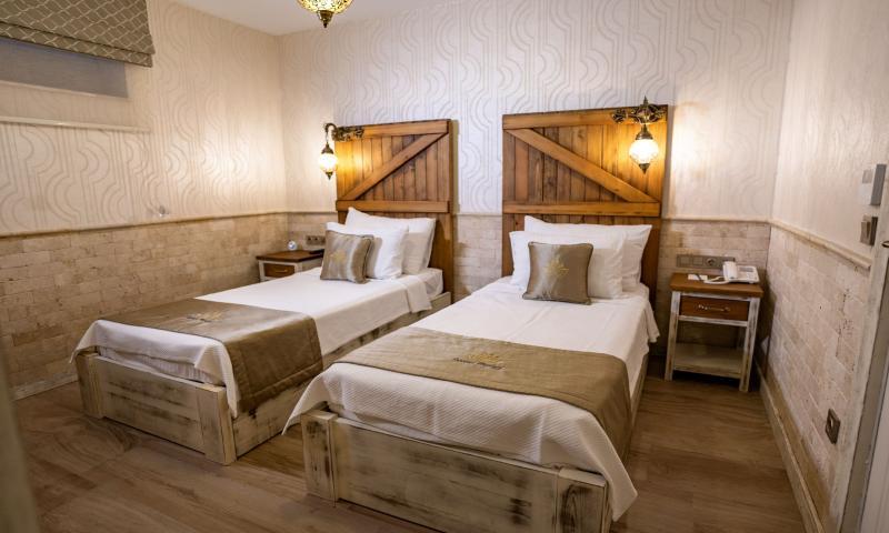 Standart Twin Bed Oda