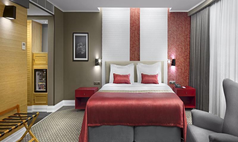 Superior Geniş Yataklı Oda