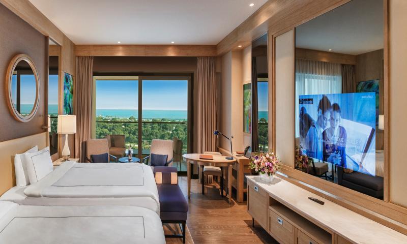 Luxury Oda, Deniz Manzaralı