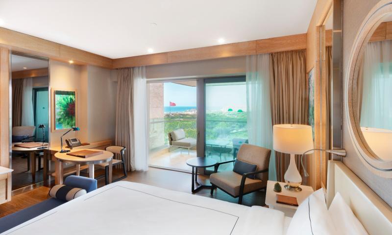 Luxury Oda, Kısmi Deniz Manzaralı