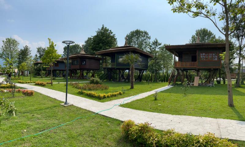Sapanca Bamboolow Resort