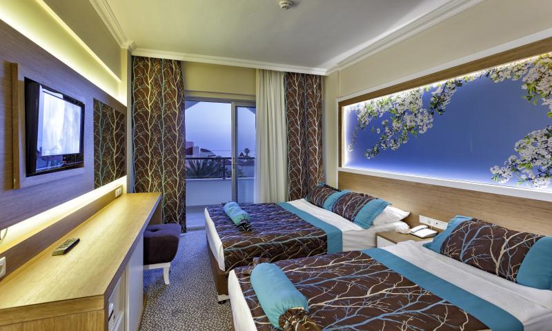 Otel Standart Oda, Deniz Manzaralı