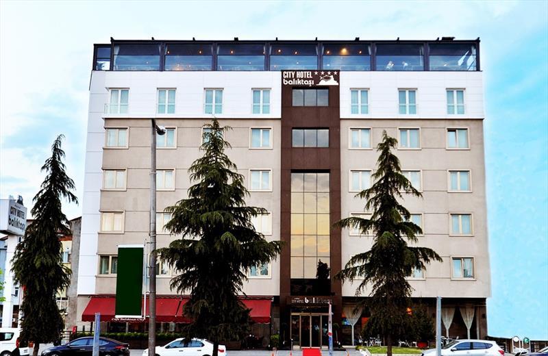 Balıktaşı City Hotel